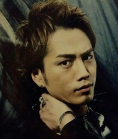 登坂広臣 髪型2