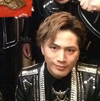 登坂広臣 髪型 2015